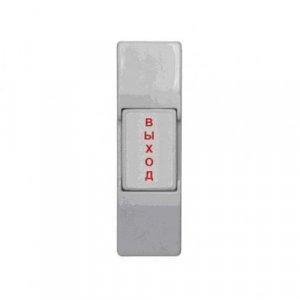 Кнопка пластиковая, накладная ST-EX011SM