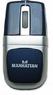 Мышь оптическая Manhattan MM5 (Silver)