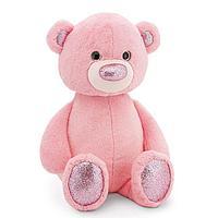 Пушистик Медвежонок Orange розовый 35 см