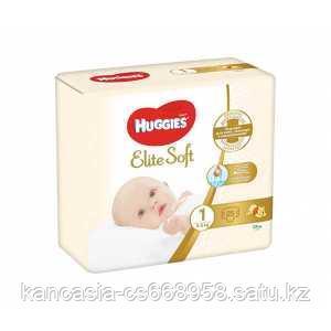 Huggies Подгузники Huggies, Elite Soft 1, 25 шт/упак.