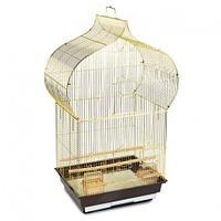 Клетка Золото для птиц - 40х23х50 см