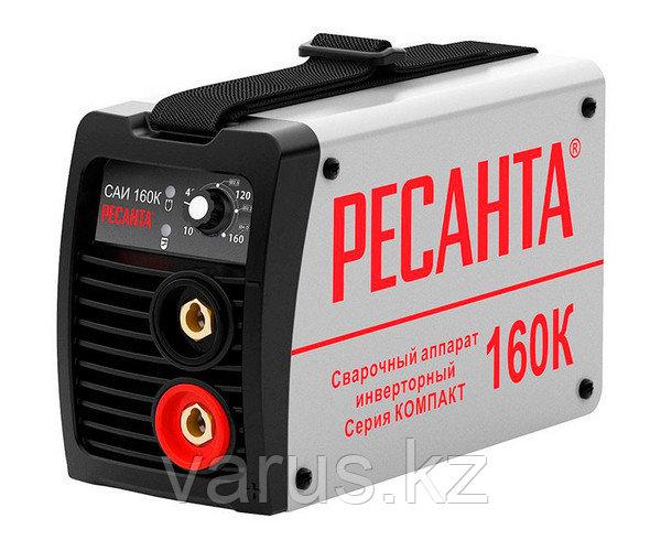 Сварочный аппарат  инверторный   САИ 160К (компакт)