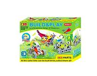 Конструктор Build & Play 163 деталей