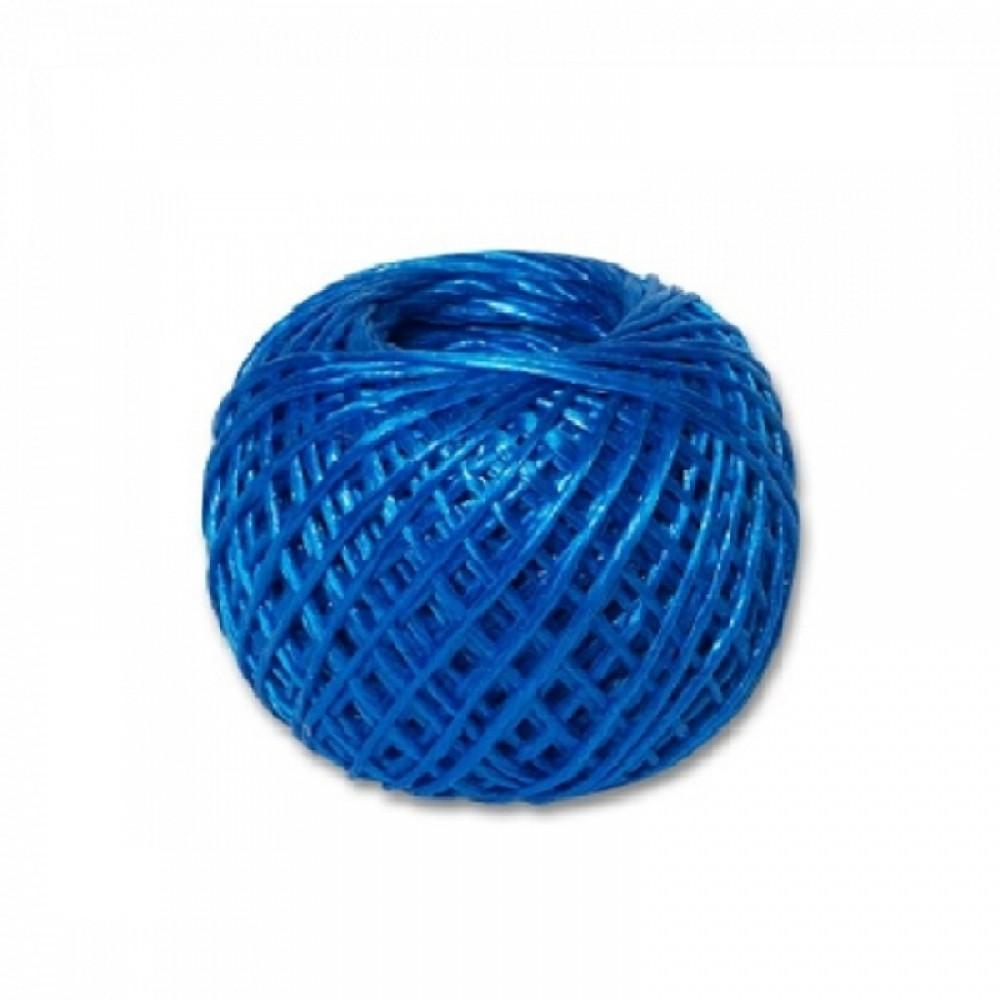 Шпагат полипропиленовый синий 110 м. 1200 текс. Сибртех