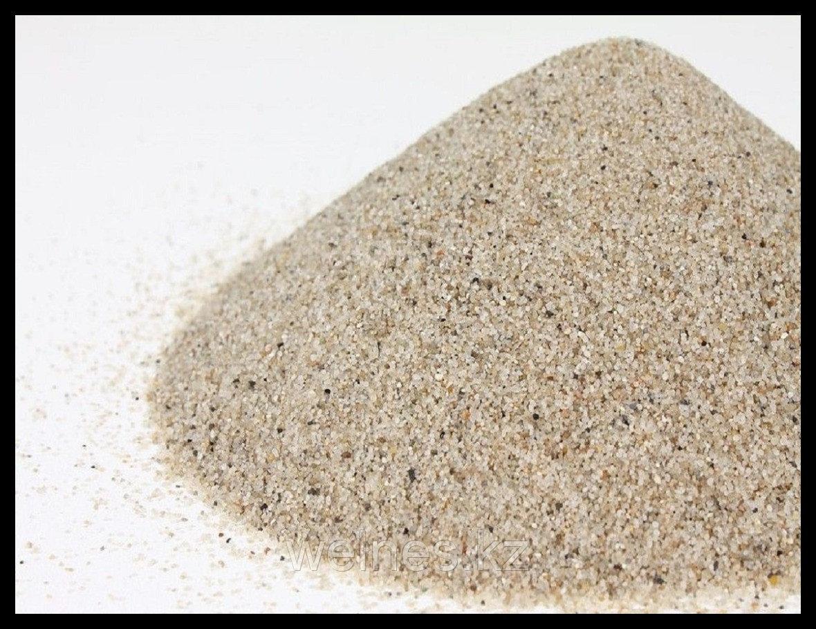 Кварцевый песок (25 кг), фракция 0,4-0,9