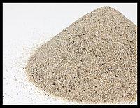 Кварцевый песок (25 кг), фракция 2,0-5,0, фото 1
