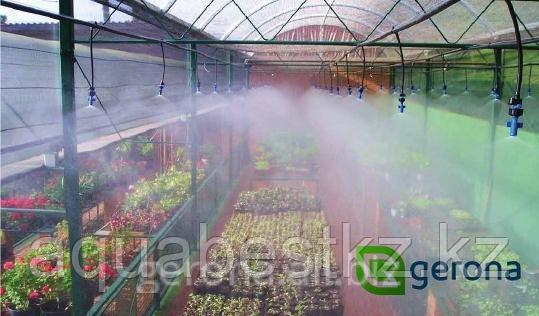 Туманообразователь (Фоггер) для образования тумана в теплице - фото 2