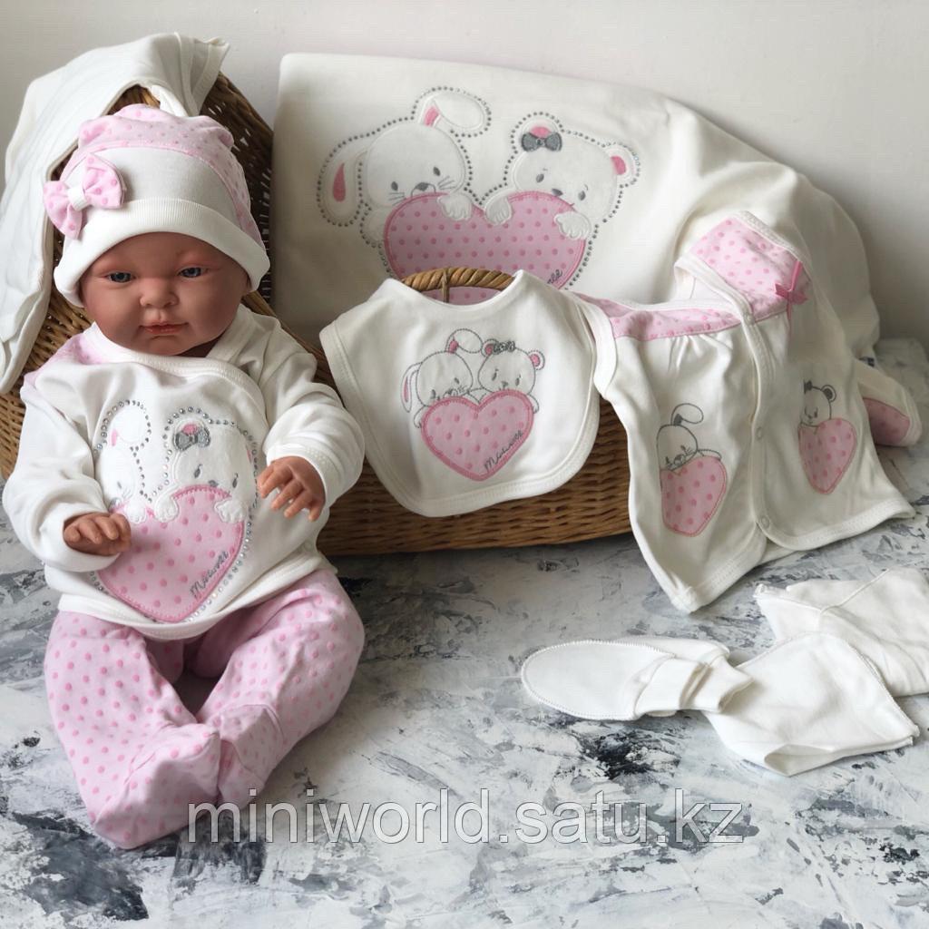 Набор из 10 предметов для новорожденных малышей - фото 2