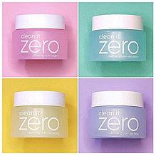 Миниатюра очищающих бальзамов (щербет)  BANILA CO Clean it Zero (7мл.)