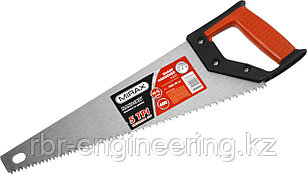 Ножовка по дереву (пила) MIRAX Universal 400 мм, 5 TPI