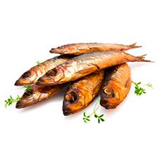Вяленая и копченая рыба