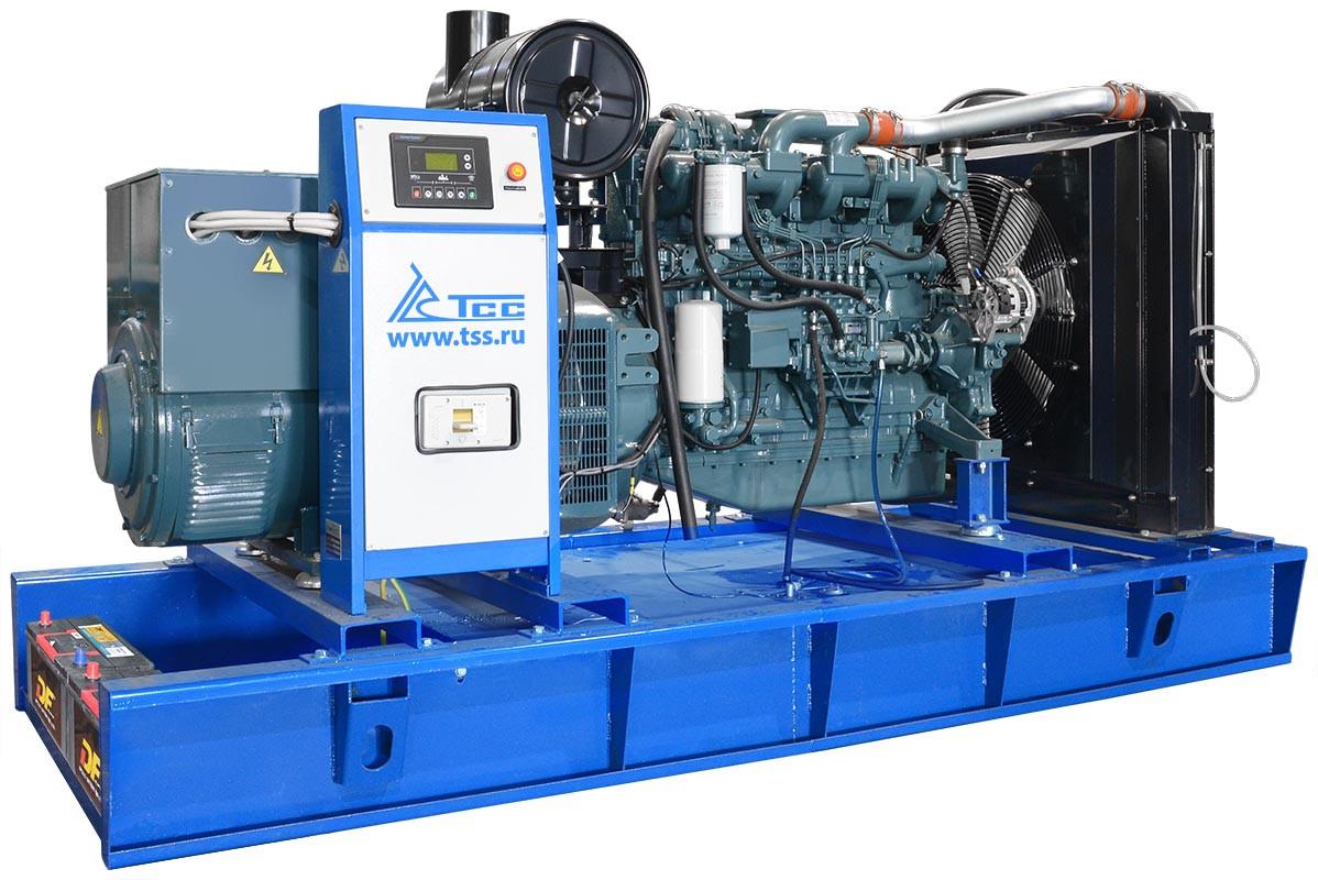 Дизельный генератор ТСС АД-250С-Т400-1РМ19