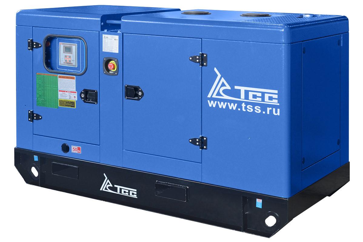 Дизельный генератор ТСС АД-10С-230-1РКМ11