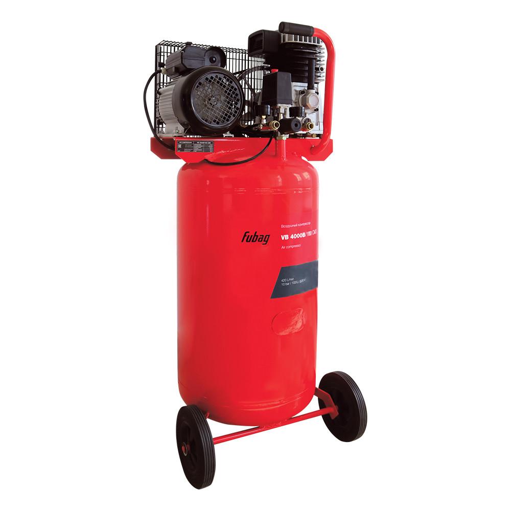 Компрессор одноступенчатый FUBAG VB 4000B/100 CM3 (ременной)