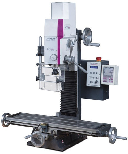 Станок фрезерный Optimum OPTImill MH22VD