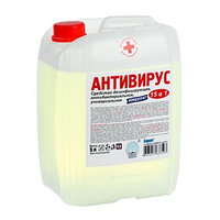 БАРХАТ Антивирус 5000 г. дезинфицирующее и антибактериальное средство (хлор)