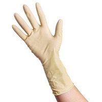 Перчатки латексные неопудренные Extra, размер M, смотровые, нестерильные, 50 шт/уп, цена за 1 шт, цвет белый