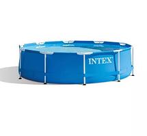 Каркасный бассейн Intex New, 305 x 76 см с Картриджным фильтром