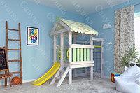 Игровой комплекс-кровать Савушка Baby-13