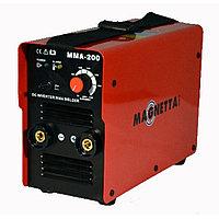 Аппарат сварочный инверторный MAGNETTA MMA-200