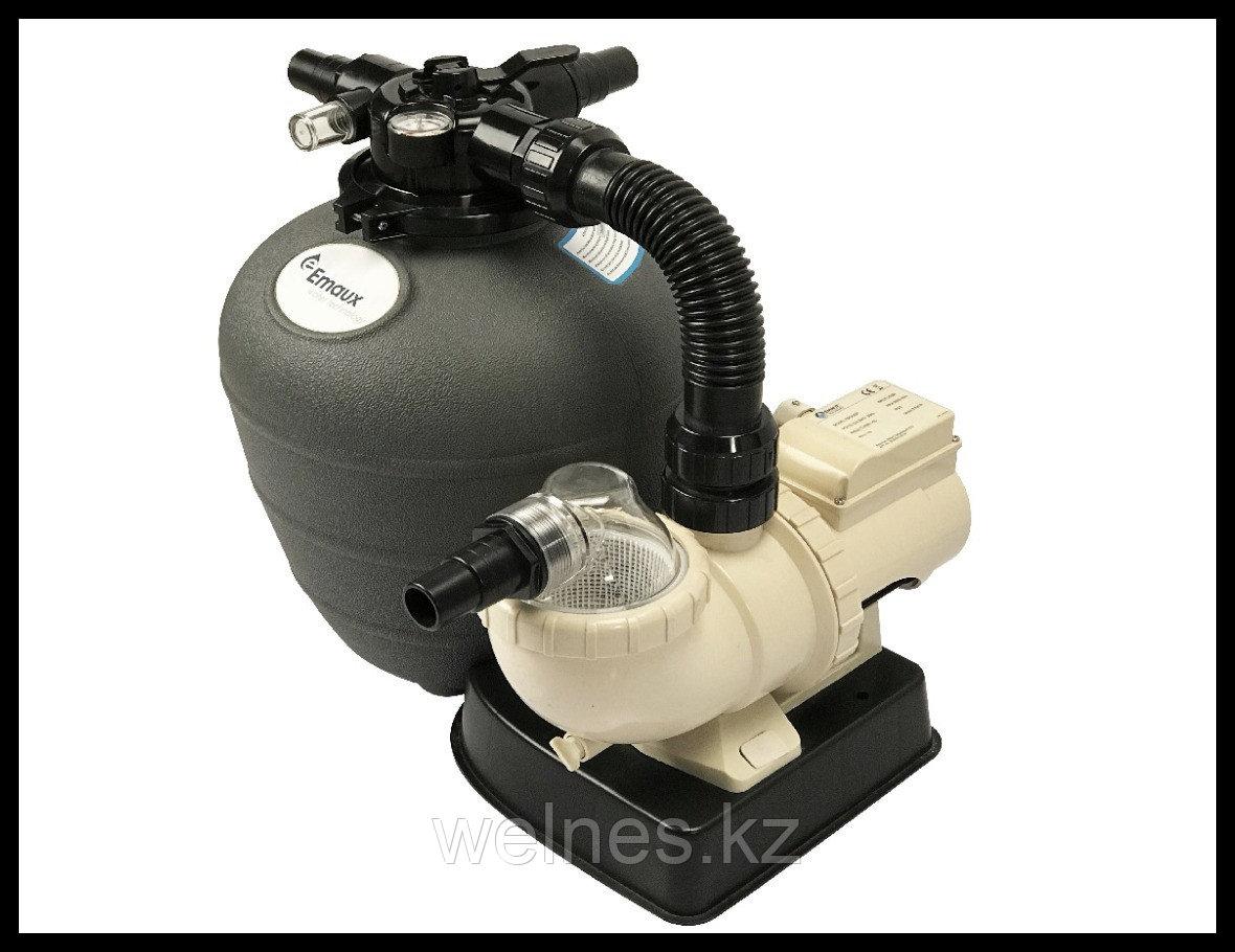 Фильтрационный моноблок Emaux FSU-8TP (фильтр P330, насос = 7 м³/ч с таймером)