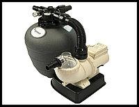 Фильтрационный моноблок Emaux FSU-8TP (фильтр P330, насос = 7 м³/ч с таймером), фото 1