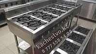 Профессиональная Газ плита 2,3,4,6,8 Комфорочные Газ Плиты, фото 1