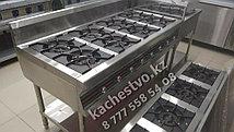 Профессиональная Газ плита 2,3,4,6,8 Комфорочные Газ Плиты