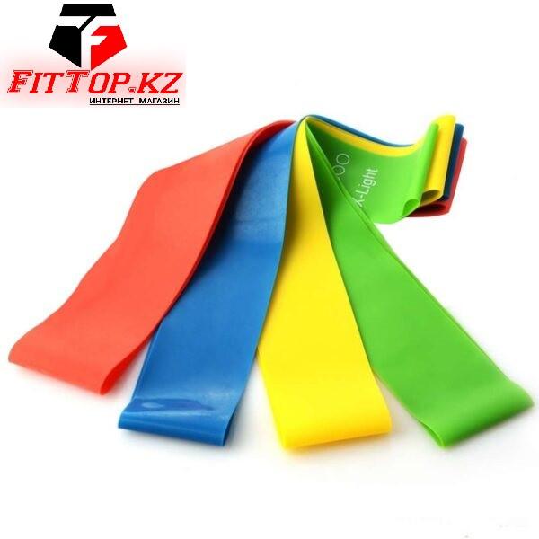 Наборы Ленты-эспандеры,SPORTS Heavy резинки для фитнеса 4 шт - фото 1