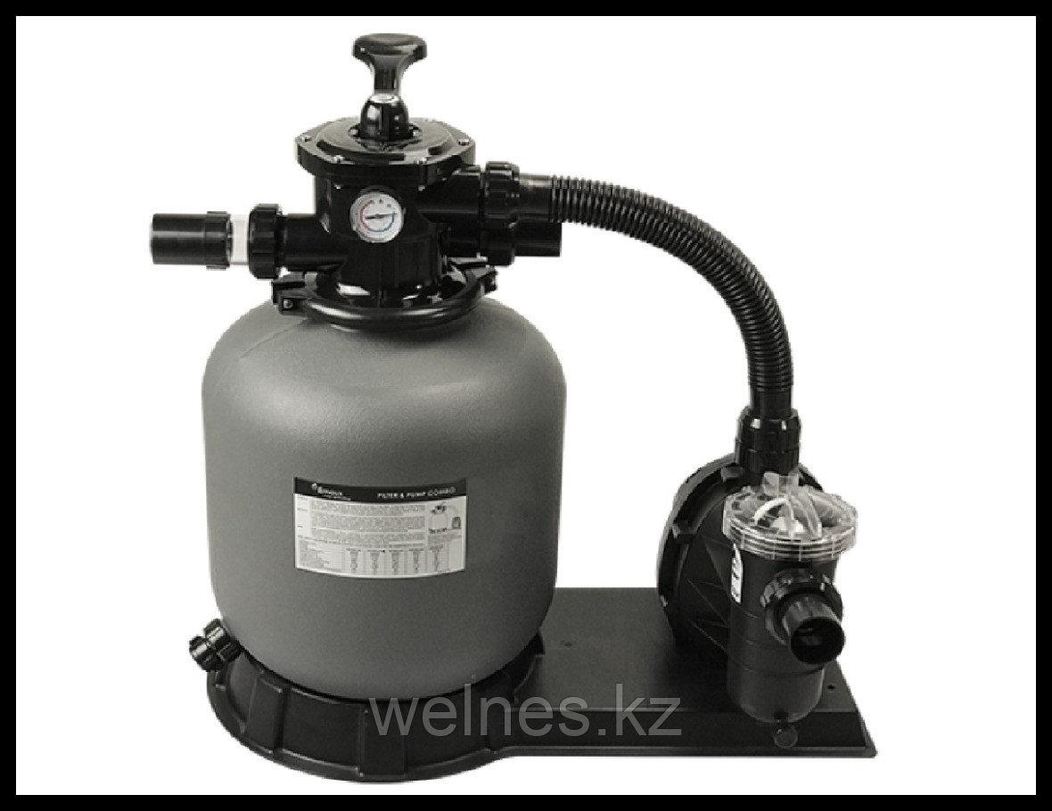 Фильтрационный моноблок Emaux FSP-500 (фильтр P500, насос = 7 м³/ч)