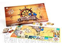Настольная экономическая игра «Пиратская монополия»