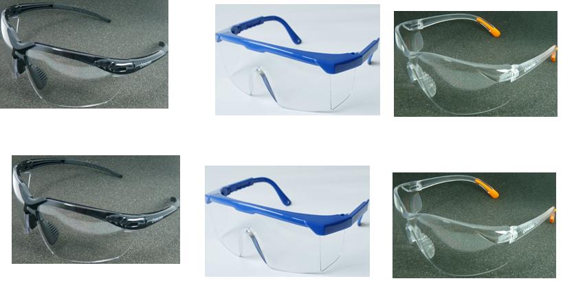 Очки защитные EN166