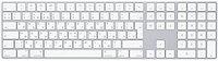 Magic Keyboard with Numeric Keypad - Russian - Space Gray, Model A1843 (Серебристый)