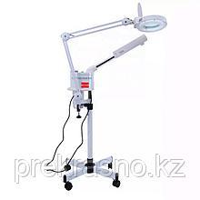 Лампа-лупа (ЛЭД) напольная + вапоризатор на колесиках