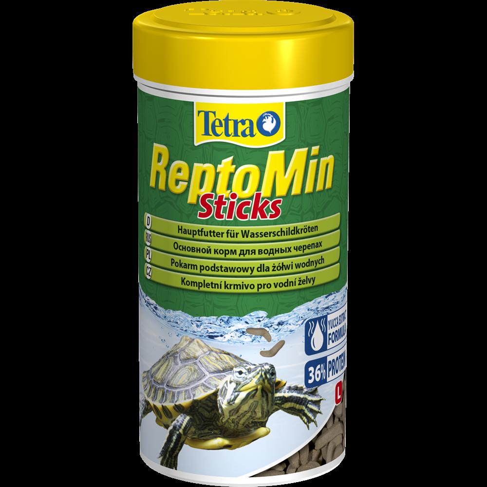 Корм Tetra ReptoMin для водных черепах - 26 г