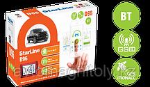 Автосигнализация StarLine D96 BT 2CAN+2LIN GSM GPS