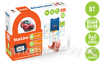 Автосигнализация StarLine A96 BT 2CAN+2LIN GSM GPS