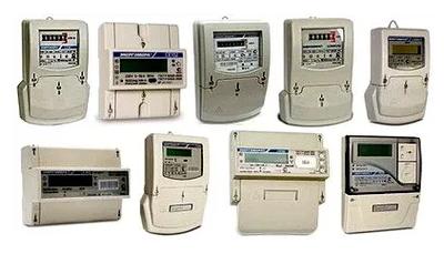 Счётчики электроэнергии