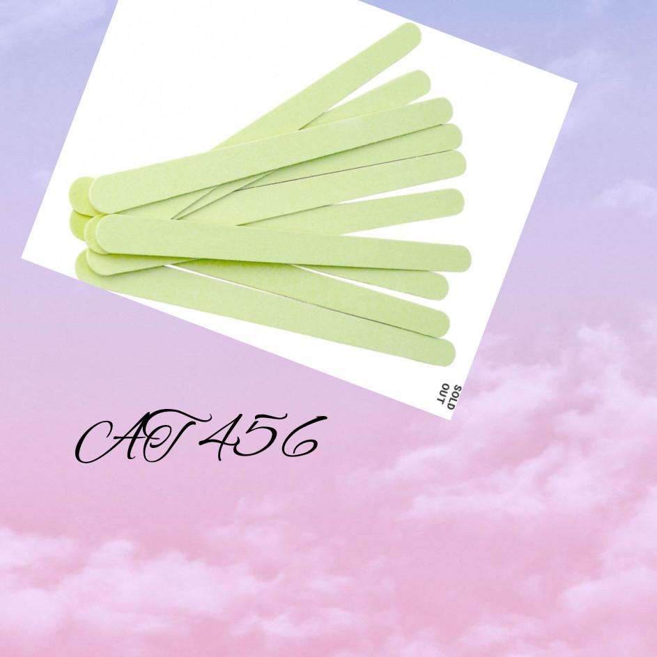 Профессиональные пилки однаразовые для маникюра Silver Star АТ 456