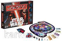 Игра Монополия Monopoly STAR WARS
