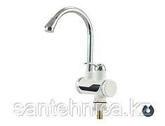 Кран-водонагреватель проточный Unipump BEF-012-02 с дисплеем