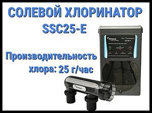 Солевой хлоринатор для бассейна SSC25-E