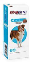 Bravecto, Бравекто жевательная таблетка для собак весом 20-40 кг, таб. 1000 мг