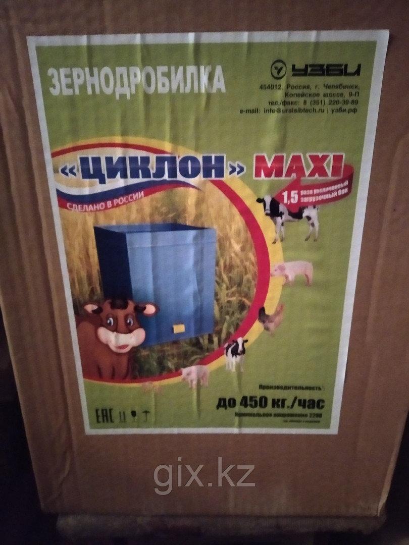 Зернодробилка Циклон Maxi