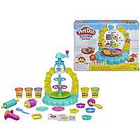 """Пластилин Плей До Play-Doh в игровом наборе """"Карусель сладостей"""", фото 1"""