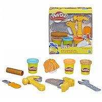 Набор пластилина Плей До Play-Doh для мальчиков «Инструменты», фото 1