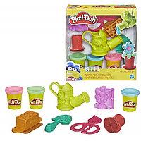 Набор пластилина Плей До Play-Doh для девочек «Сад», фото 1
