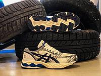 Мужские кроссовки Asics белый (01546)
