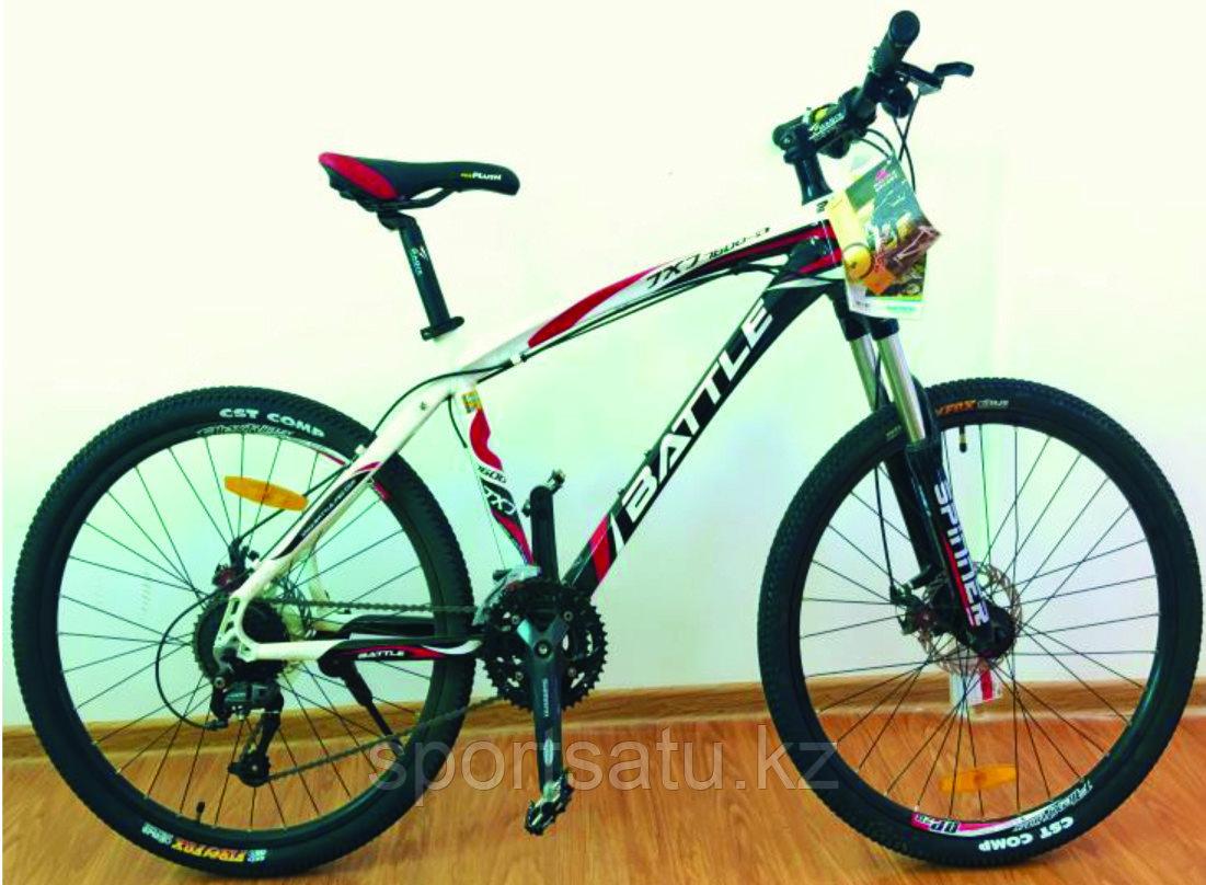 Велосипед 26' BATTLE 7700