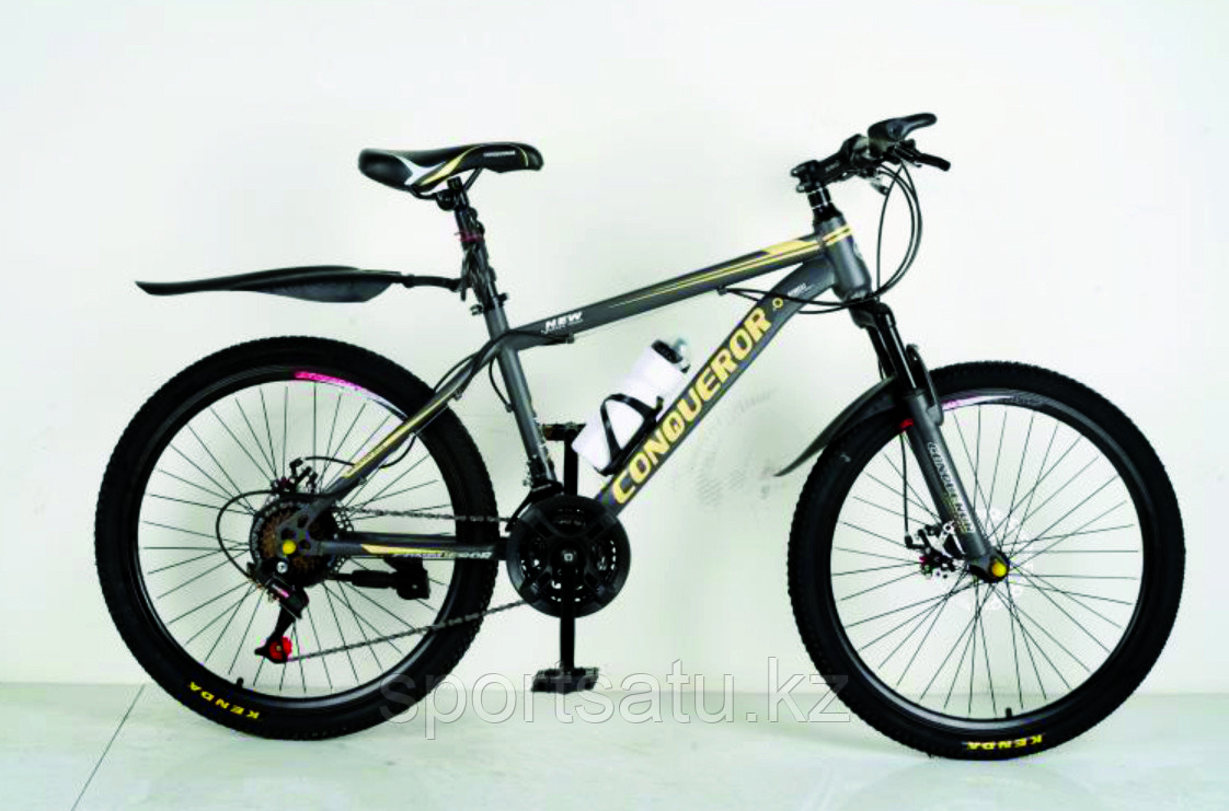 Велосипед  Conqueror 24 con 105